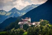 Grand Tour of Switzerland, Schloss Greyerz 3
