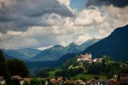 Grand Tour of Switzerland, Schloss Greyerz 4