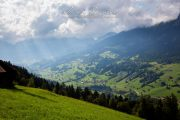 Grand Tour of Switzerland, Simmental von Diemtigen aus