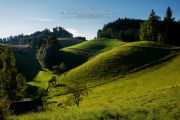 Grand Tour of Switzerland, Emmental im Morgenlicht 1