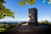 Grand Tour of Switzerland, Lueg Artillerie Denkmal