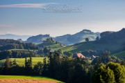 Grand Tour of Switzerland, Emmental im Morgenlicht 4