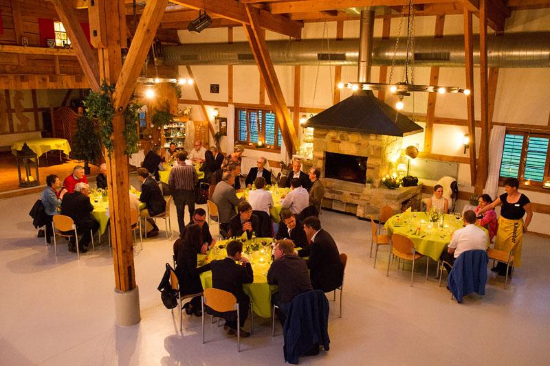 Thursday Evening at Roemerhof