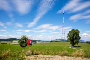 Grand Tour of Switzerland, Radioweg
