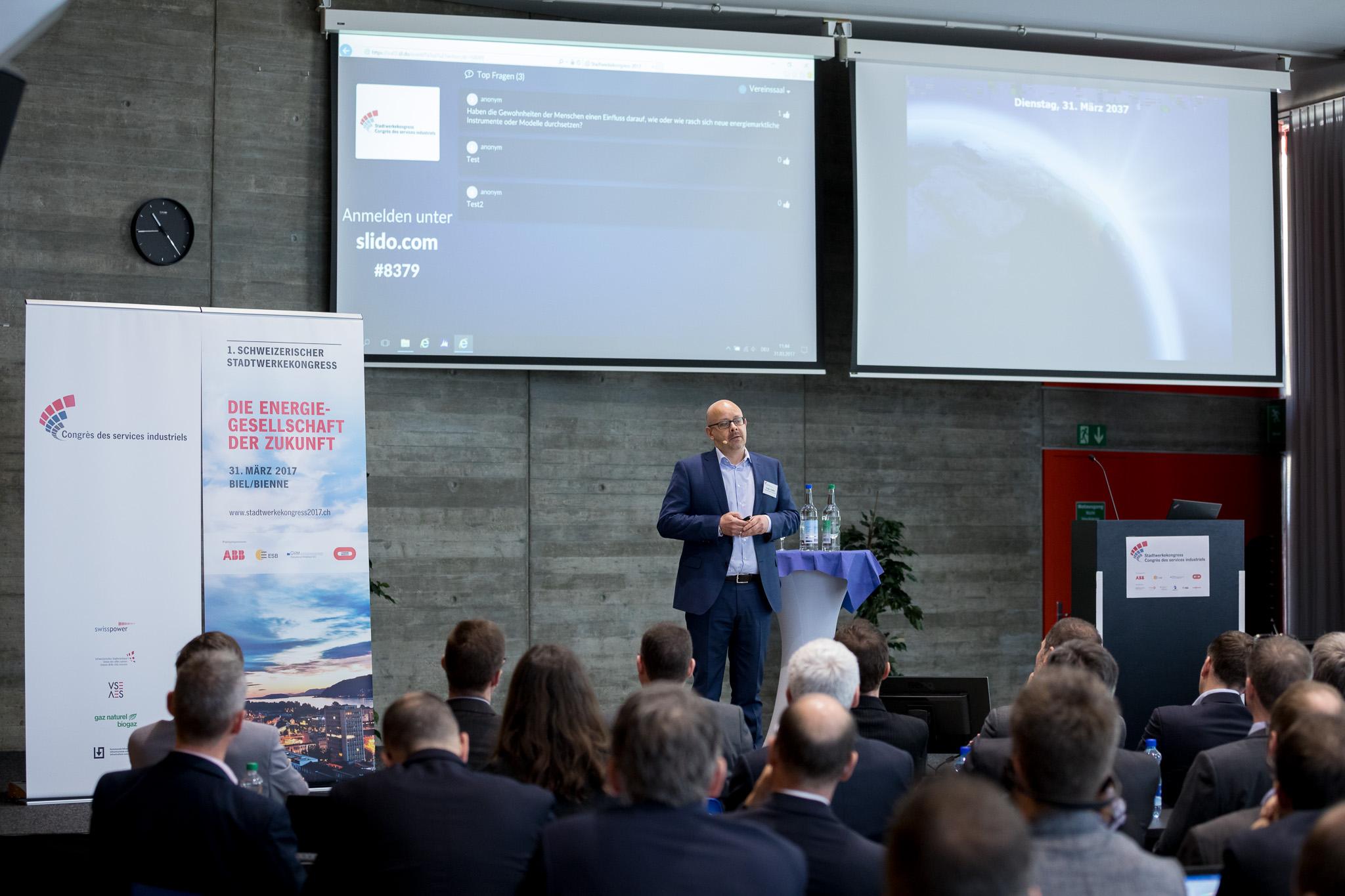 Stadtwerkekongress 2017
