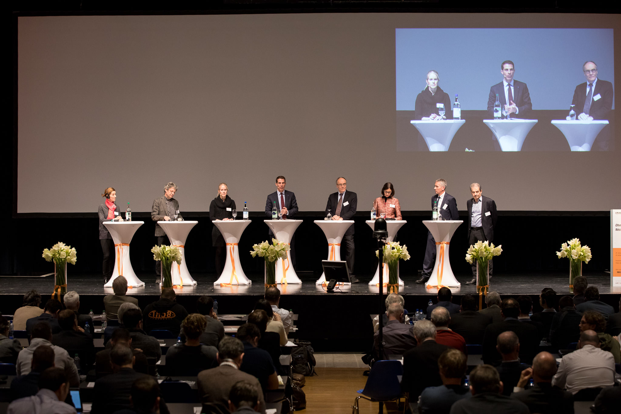 Podiumsdiskussion 1